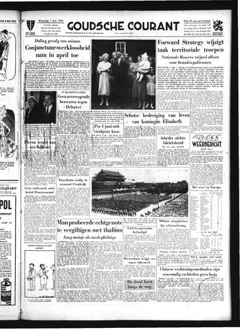 Goudsche Courant 1958-05-07