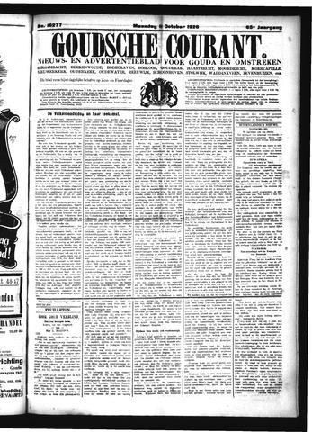 Goudsche Courant 1926-10-11