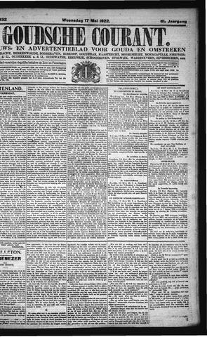 Goudsche Courant 1922-05-17