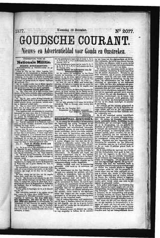 Goudsche Courant 1877-12-19