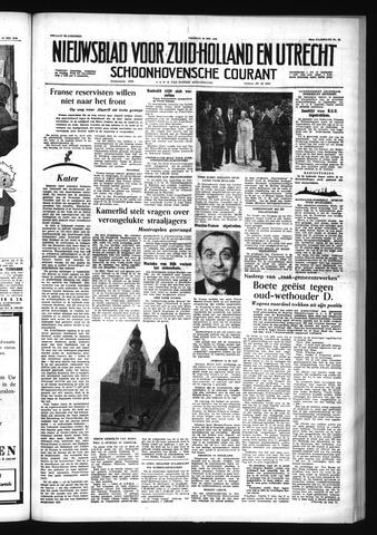 Schoonhovensche Courant 1956-05-25