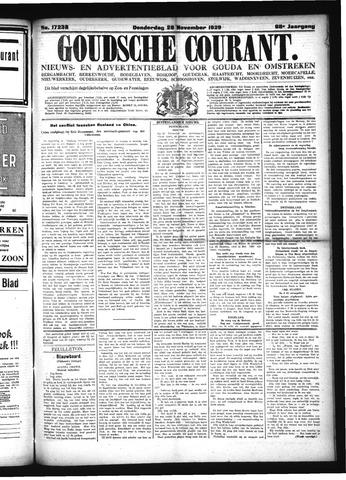 Goudsche Courant 1929-11-28