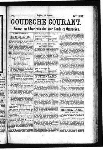 Goudsche Courant 1877-01-26