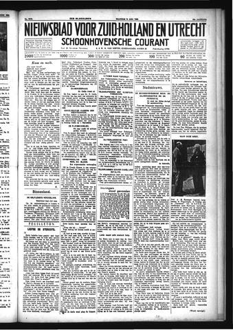 Schoonhovensche Courant 1933-06-19