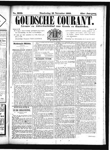 Goudsche Courant 1903-11-12