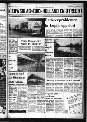Schoonhovensche Courant 1974-11-27