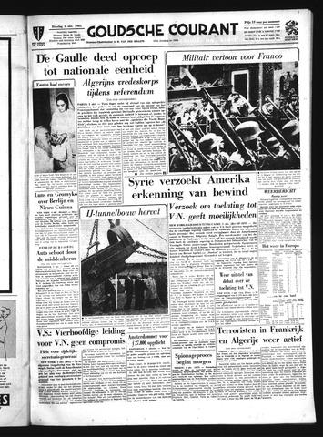 Goudsche Courant 1961-10-03