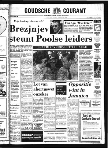 Goudsche Courant 1980-10-31