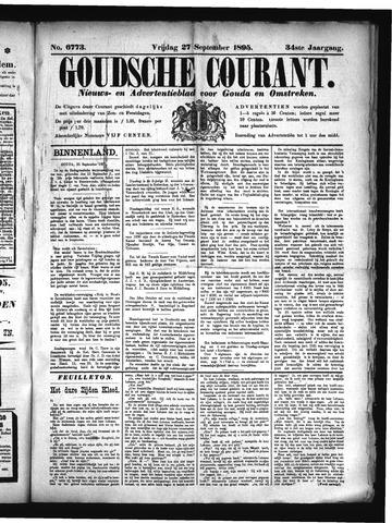 Goudsche Courant 1895-09-27