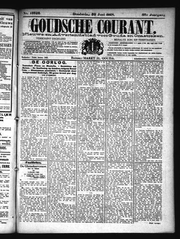 Goudsche Courant 1918-06-20
