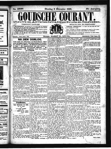 Goudsche Courant 1918-12-03