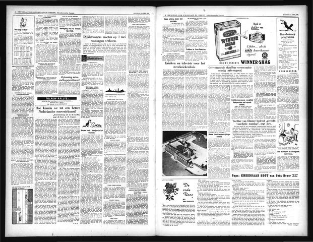Schoonhovensche Courant 1958-04-16