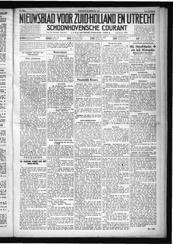 Schoonhovensche Courant 1931-08-26