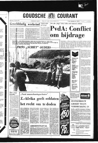 Goudsche Courant 1977-06-27