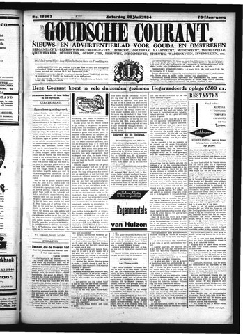 Goudsche Courant 1934-07-28