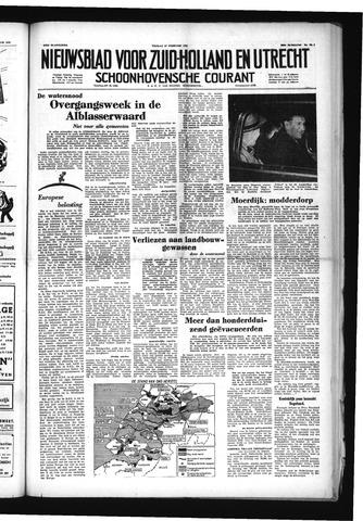 Schoonhovensche Courant 1953-02-27