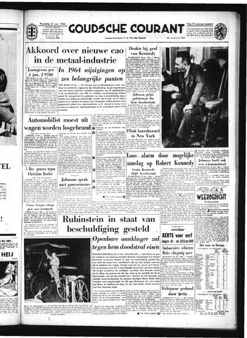 Goudsche Courant 1963-11-27
