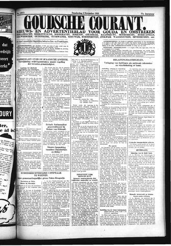 Goudsche Courant 1938-11-03
