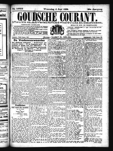 Goudsche Courant 1919-06-04
