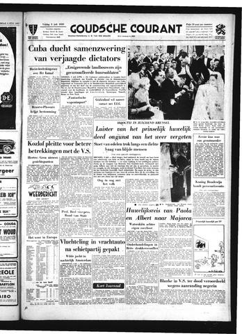Goudsche Courant 1959-07-03