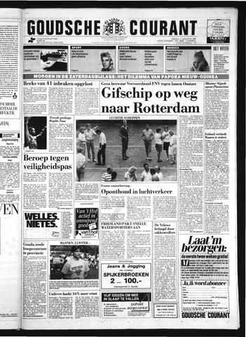 Goudsche Courant 1989-08-11