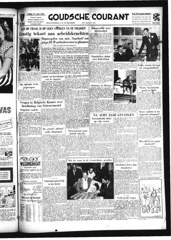 Goudsche Courant 1954-06-11