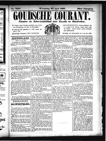 Goudsche Courant 1897-04-28