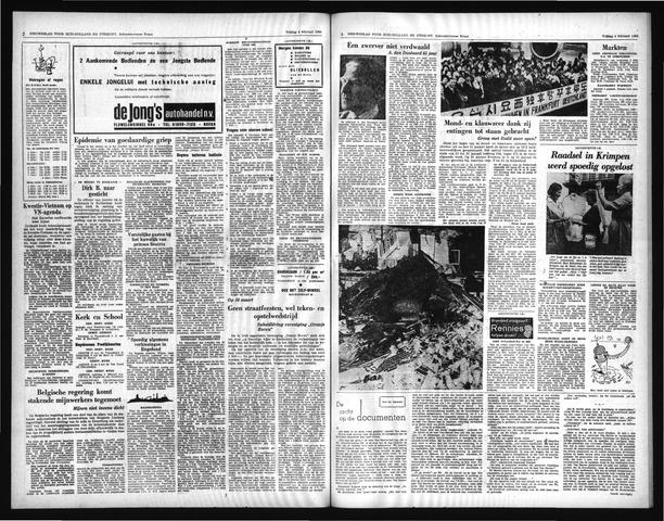 Schoonhovensche Courant 1966-02-04