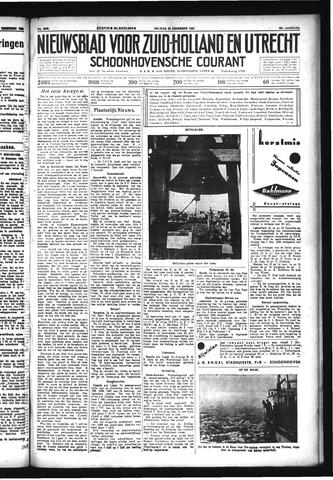 Schoonhovensche Courant 1933-12-22