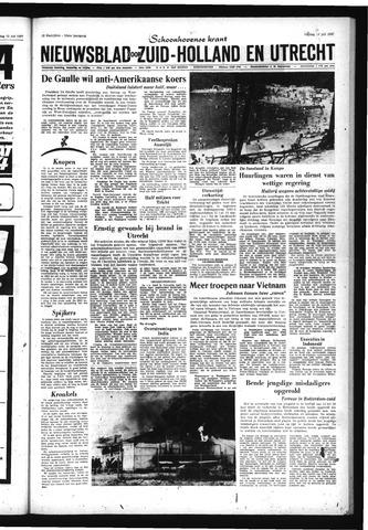 Schoonhovensche Courant 1967-07-14