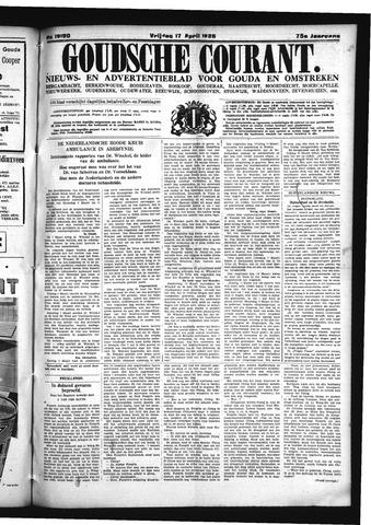 Goudsche Courant 1936-04-17