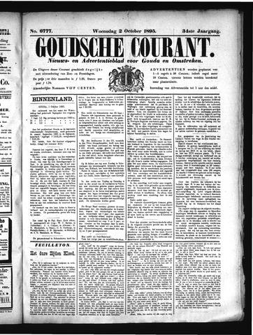 Goudsche Courant 1895-10-02