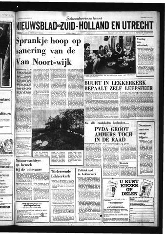Schoonhovensche Courant 1974-05-15