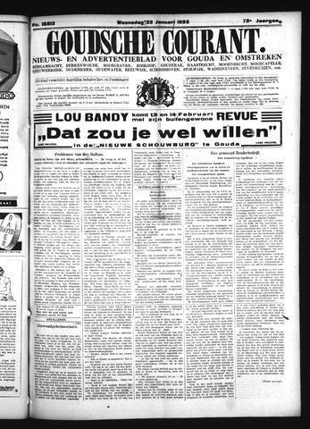 Goudsche Courant 1935-01-23
