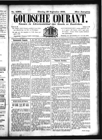 Goudsche Courant 1910-09-27