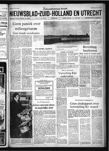 Schoonhovensche Courant 1972-05-29