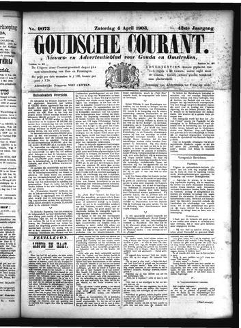 Goudsche Courant 1903-04-04