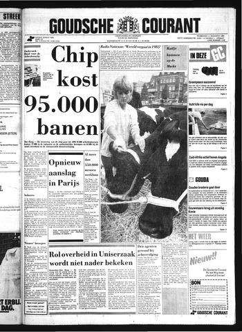 Goudsche Courant 1982-08-11