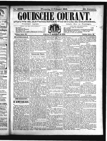 Goudsche Courant 1913-02-05