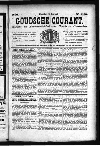 Goudsche Courant 1890-02-19