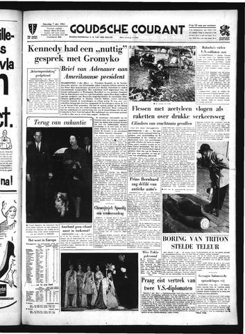 Goudsche Courant 1961-10-07