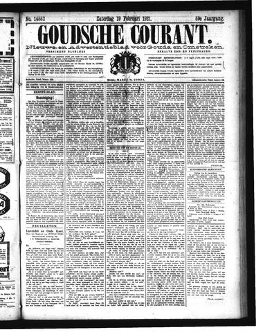 Goudsche Courant 1921-02-19