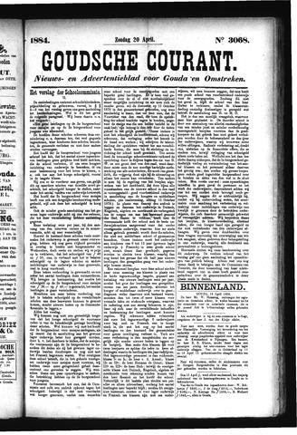 Goudsche Courant 1884-04-20
