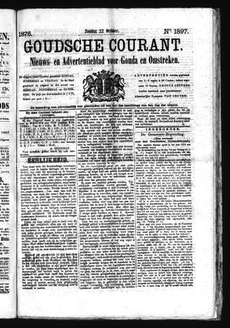 Goudsche Courant 1876-10-22