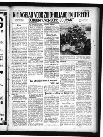 Schoonhovensche Courant 1949-07-18
