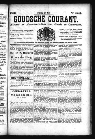 Goudsche Courant 1892-05-24