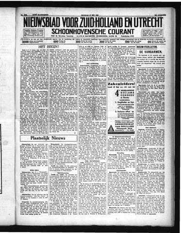 Schoonhovensche Courant 1935-05-27