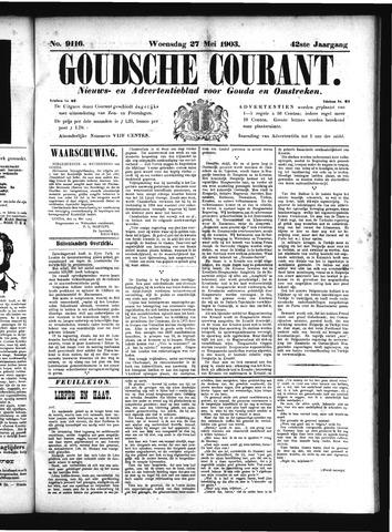 Goudsche Courant 1903-05-27