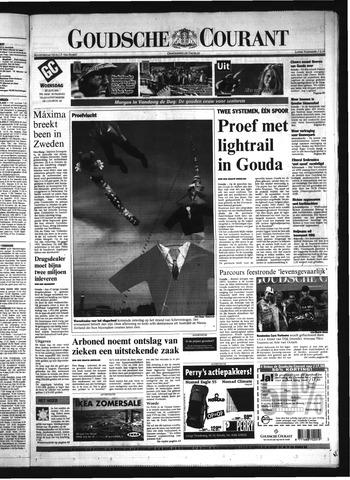 Goudsche Courant 2001-06-20