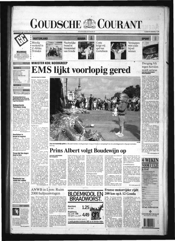 Goudsche Courant 1993-08-02